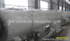 HDPE heat preservation tube production line