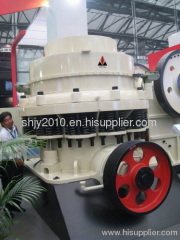Sandstone crusher of cone crusher