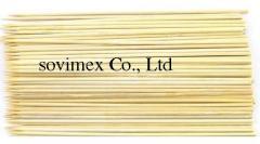 skewers bamboo