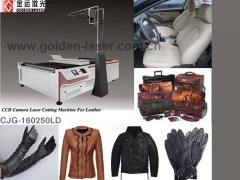 CCD Genuine Leather Laser Cutter System