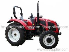 tractor; wheel tractor; farm tractor;