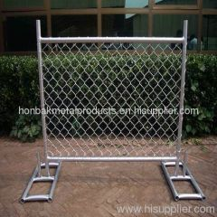 Temporary Wire Mesh Fence/Chain Link Fence