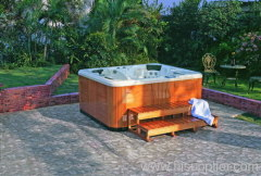hydro spa hot tub; hot tub massage;hot tub gazebo