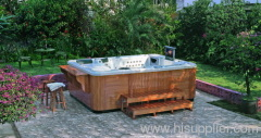 hydro therapy hot tubs; spa bathtub;outdoor hot tub