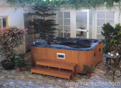 hydro therapy tub; Supplier large jacuzzi; massage hot tubs