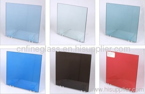 top quality tinted glass