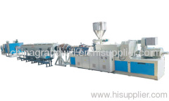 Power Cable PP Pipe Production Line