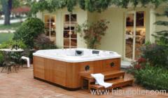 outdoor spas; hot tub jacuzzi spas; massage hot tubs