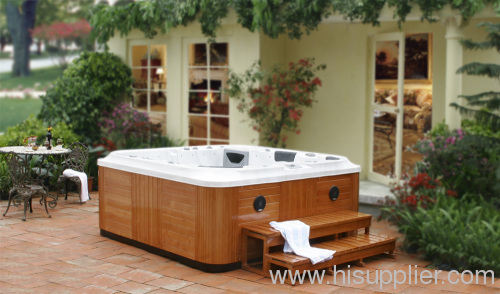outdoor jacuzzi spas Manufacturer & Supplier