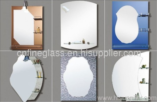 multi shape mirror from Yantai
