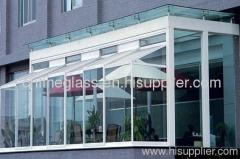 Toughened Structural Glass