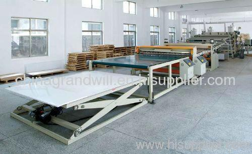 Curtain Wall Endurance Sheet Production Line