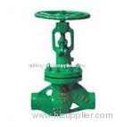Isolating stop valve