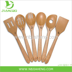 Calphalon 7-Piece Wood Spoon Utensil Set