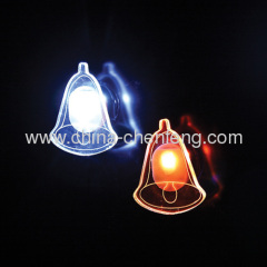 led acrylic bell shape christmas window lights china suppliers manufacturers