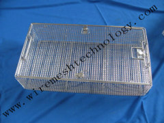stainless steel sterilizing baskets
