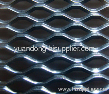 stainless aluminum copper expanded metal mesh wire mesh lath