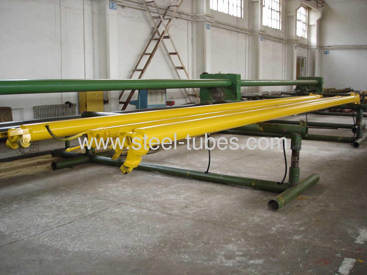Hydraulic Oil Cylinders