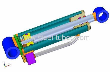 Oil Cylinders