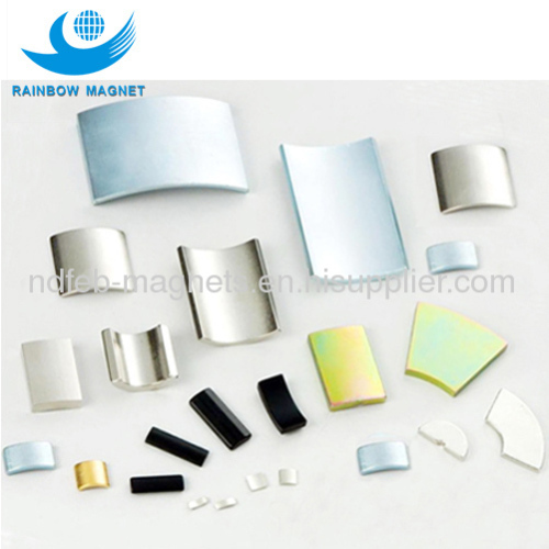 automobile industry magnets. permanent rare earth magnet .