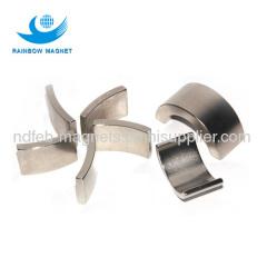 vibrating motors. Arc magnet. NdFeB Segment. motor magnet