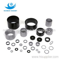 bonded compression ndfeb magnets