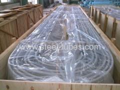 Seamless Steel Tubes SA213 U tubes
