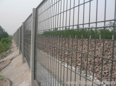 railway protection fencing