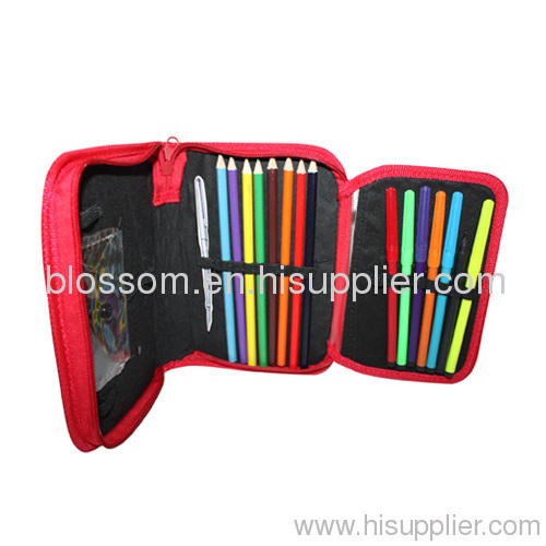color school staionery bags