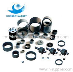 round bonded permanent magnetic magnet NdFeB