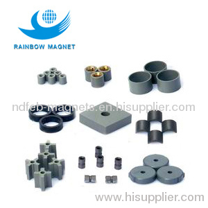 various strong bonded injection NdFeB magnets
