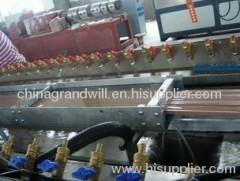 Decoration WPC Profile Production Line