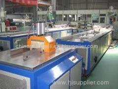 Door Frame WPC Profile Production Line