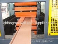Dust Bin WPC Profile Production Line