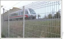 railway protection fence