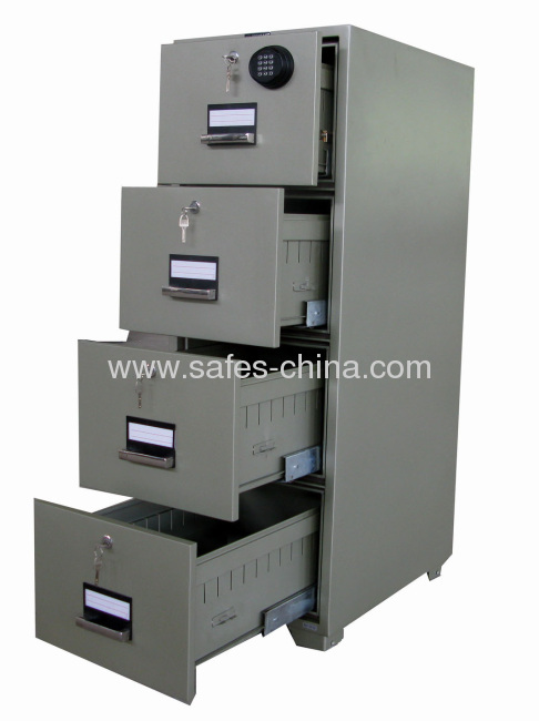 Sell 4 Drawer File Cabinets Fireproof Manufacturers And