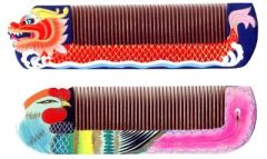China design comb