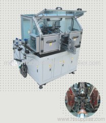 FULLY AUTOMATIC ARMATURE WINDING MACHINE
