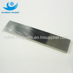 Alnico magnets are made from aluminum
