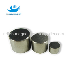 Alnico magnets are made from aluminum element