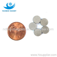 sintered dics samarium cobalt magnets