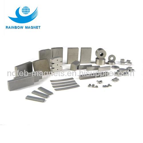 Metal samarium magnets