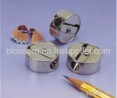 one hole metal pencil sharpener