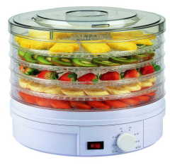 Powerful electric food dehydrator machine