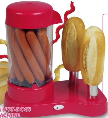 hot dog maker with baked bread from china manufacturer hiking electronic co ltd. Black Bedroom Furniture Sets. Home Design Ideas