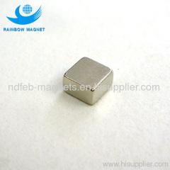 Neo magnet block