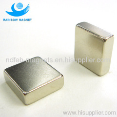 Neodymium Iron Boron square magnets