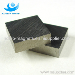 permanent sintered Alnico square magnet