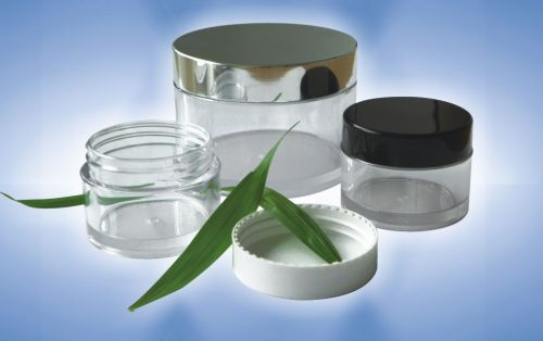 PETG container cosmetic container cream jar plastic container