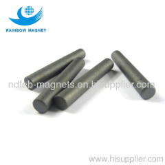 Mnzn Soft Ferrite Core with cylinder shape